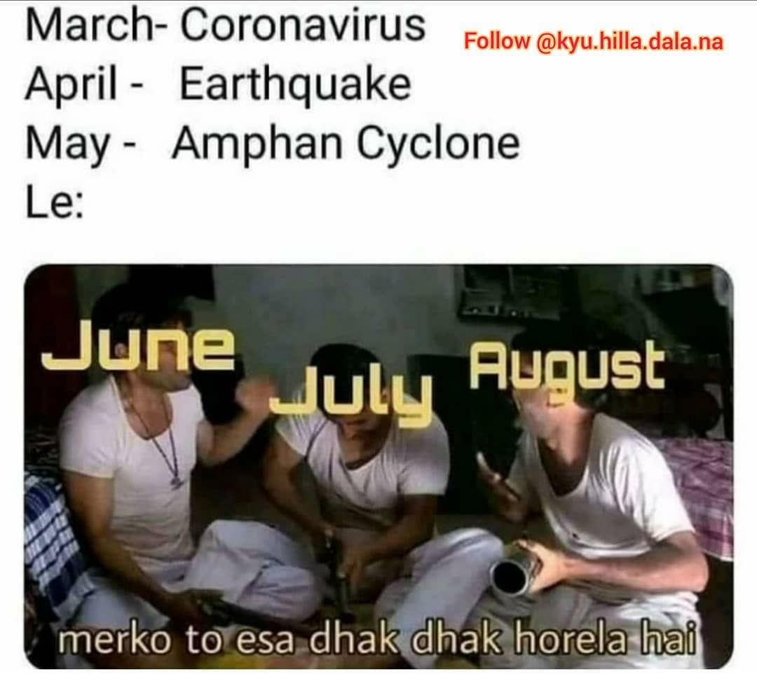 Like Follow Comment Share Copy Paste Hila Dalo Sari Duniya Ko Comedy Memes Bahubali Memes Engineering Memes