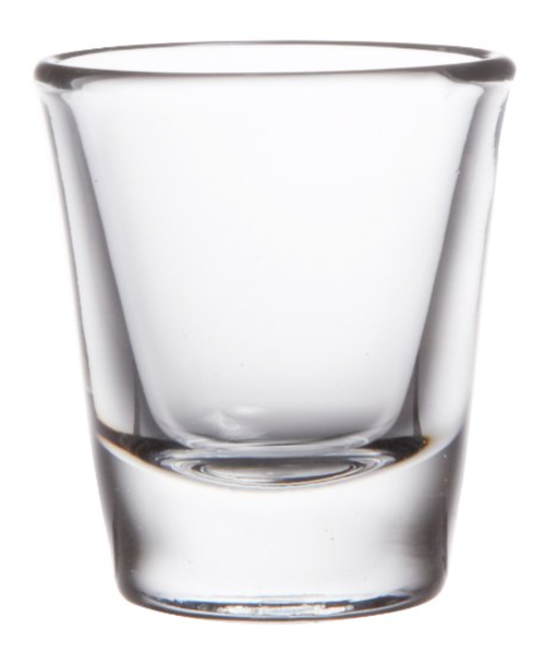 Standard Shot Glass 1 5oz W Engraving Shot Glass Glass Glassware