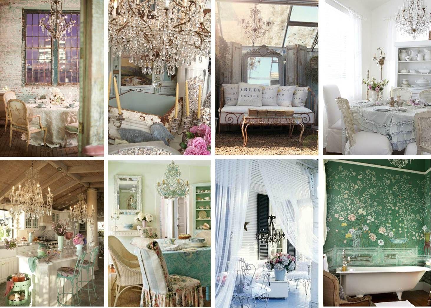 Shabby Chic home decor.Post Shabby Chic, the Romantic Style. Blog ...