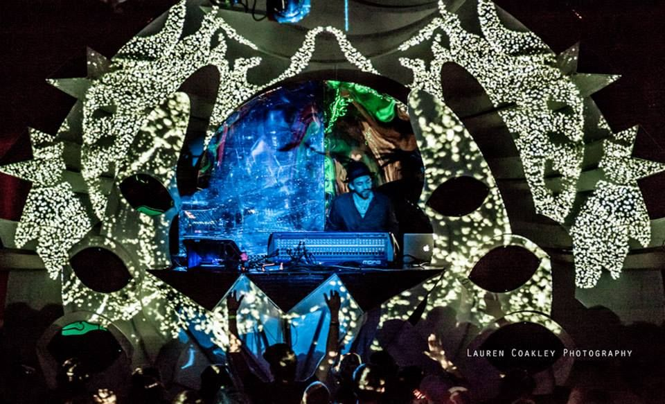Shpongle at The International - Knoxville #shpongle #edm