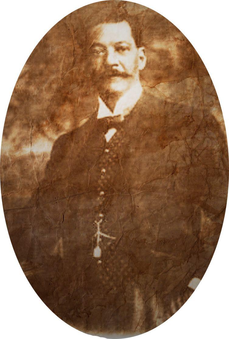 Carlos A. Mendoza, primer presidente afrodescendiente de Panamá (1910).