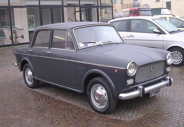 Fiat 1100d 1965 Cento Ferrara Italy F Fiat Cars Fiat Fiat Abarth
