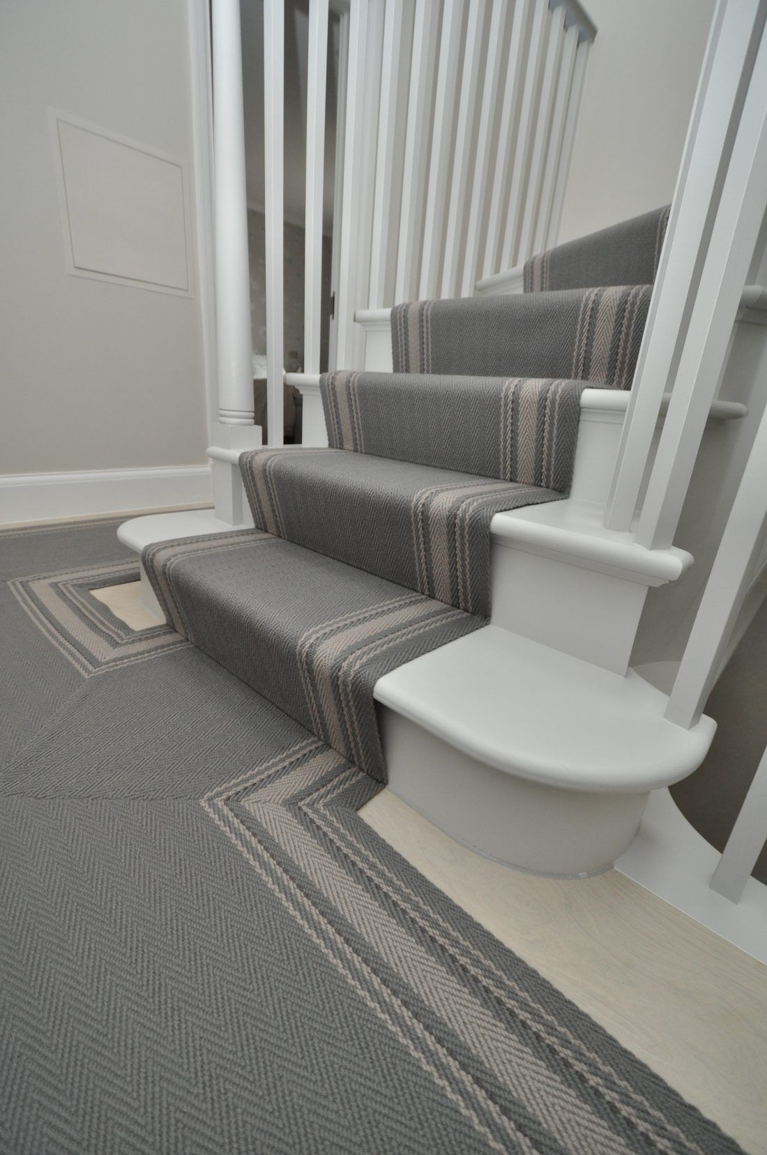 Best Gainford 1 Off The Loom Stair Runner Flat Weave Stairs 400 x 300
