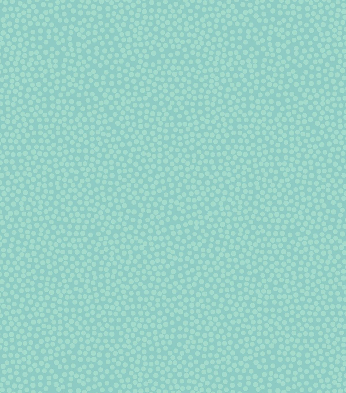 Keepsake Calico™ Cotton Fabric-Turquoise Tonal Dot