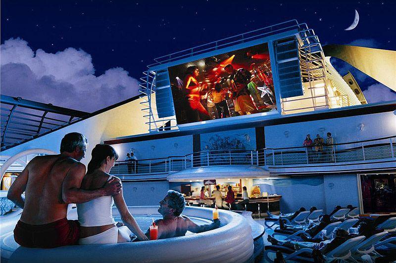 Princess Cruises To Increase Daily Gratuities Travel Pinterest - Cruise ship movie