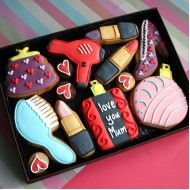 Happy Mother's Day - #beauty box of #gift #cookies #Mothersday