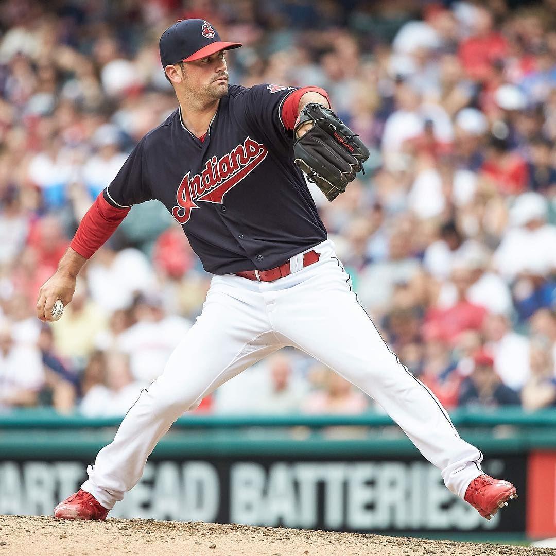 Adam Plutko And Adam Beard O Cleveland Indians Cleveland Indians Baseball Indians Baseball