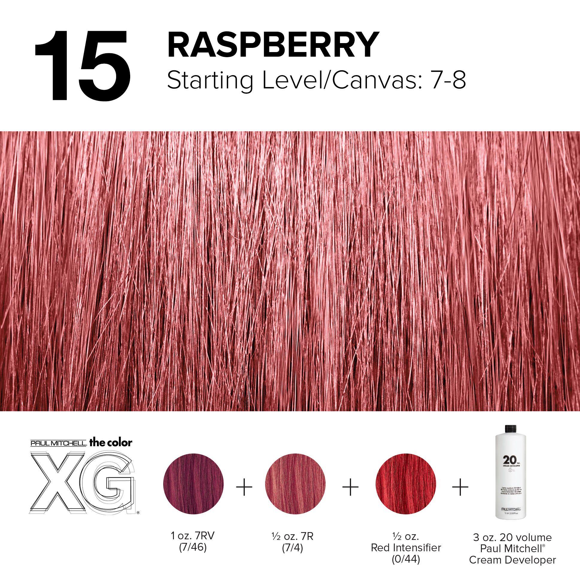 15 Raspberry | Hair Color | Pinterest