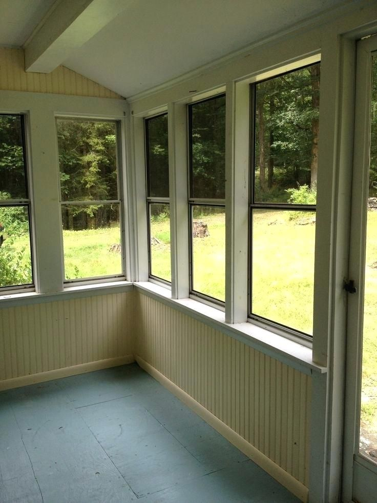 How To Enclose A Porch Cheaply Best Small Enclosed Porch