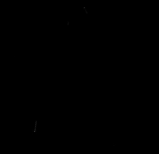 Black Star Symbol Bintang Gambar Hitam Dan Putih