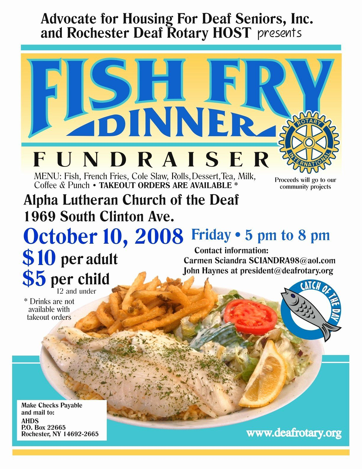 Editable Fish Fry Flyer Printable Pta Pto Flyer Benefit Etsy Fun Fundraisers Charity Work Ideas Fried Fish