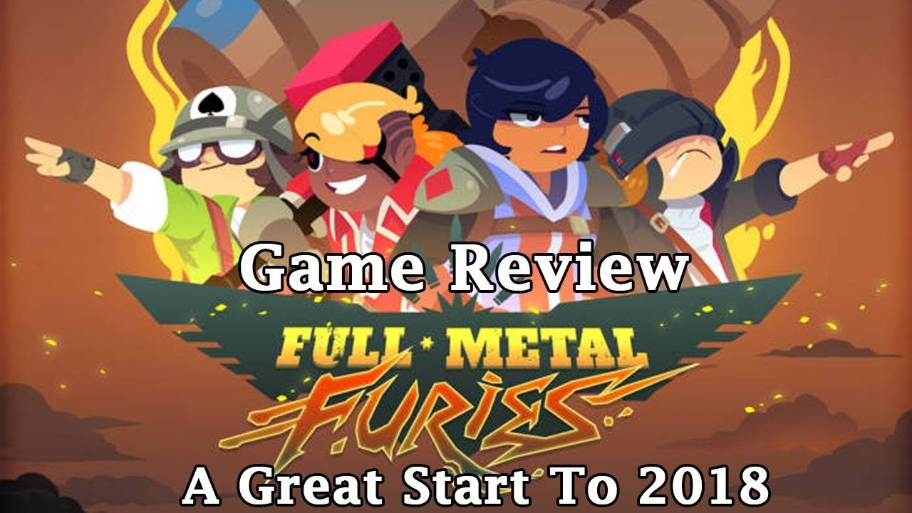 A Good Start to the new year for Xbox Full Metal Furies