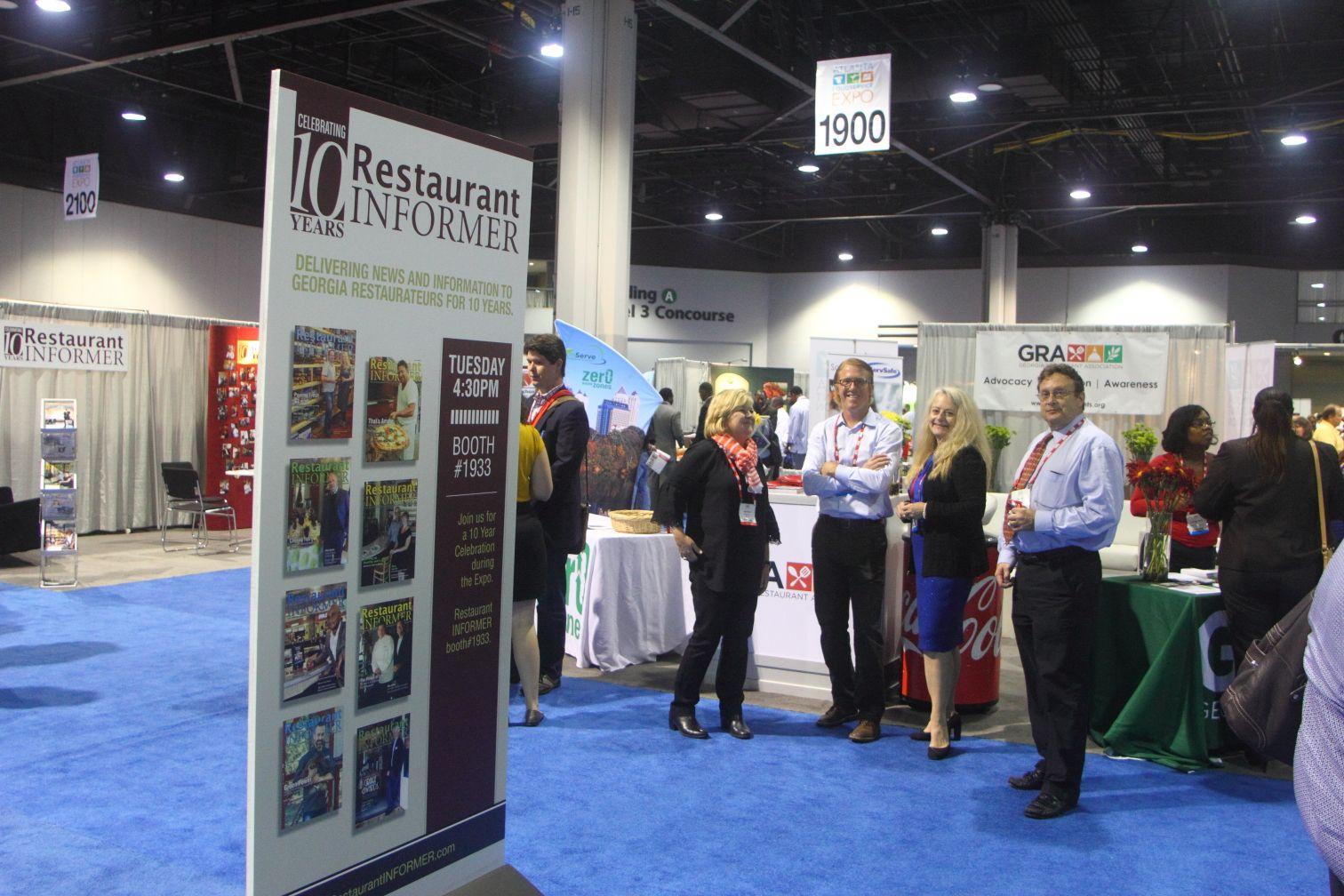 2014 Atlanta Foodservice Expo At The Georgia World Congress Center