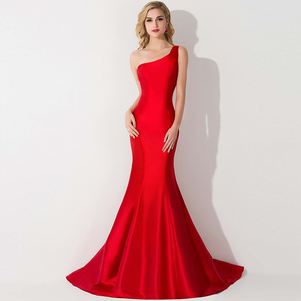 Find more evening dresses information about robe de soiree real