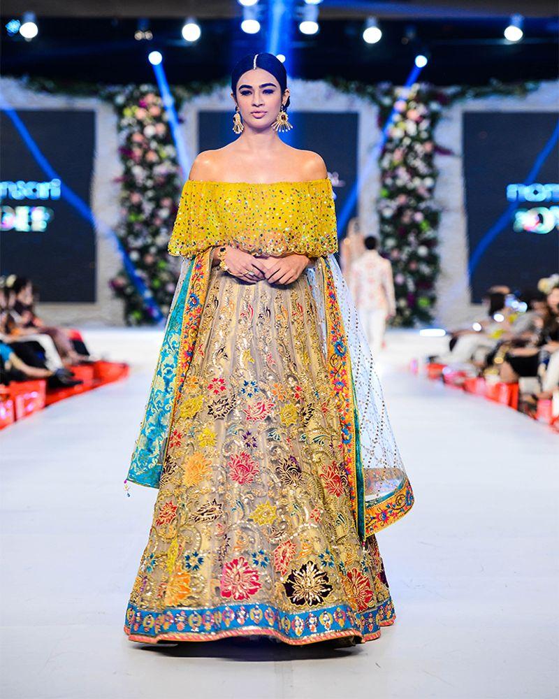Beautiful Latest Pakistani Designer Bridal Wedding Dresses BestStylo