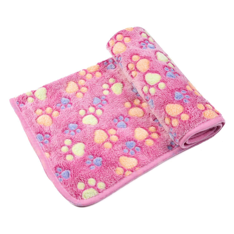 kiwitatá Super Warm Soft Pet Dog Blanket for Couch Car