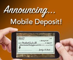 Knock One More Errand Off Your List With ANBu0027s Mobile Deposit. The Service  Is Easy And FREE! Just Log Into Your ANB Mobile Banking App, Enroll, ...
