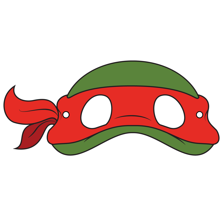 Pin By Faith Degoey On Cutout Ideas Ninja Turtle Mask Ninja Turtles Teenage Mutant Ninja Turtles