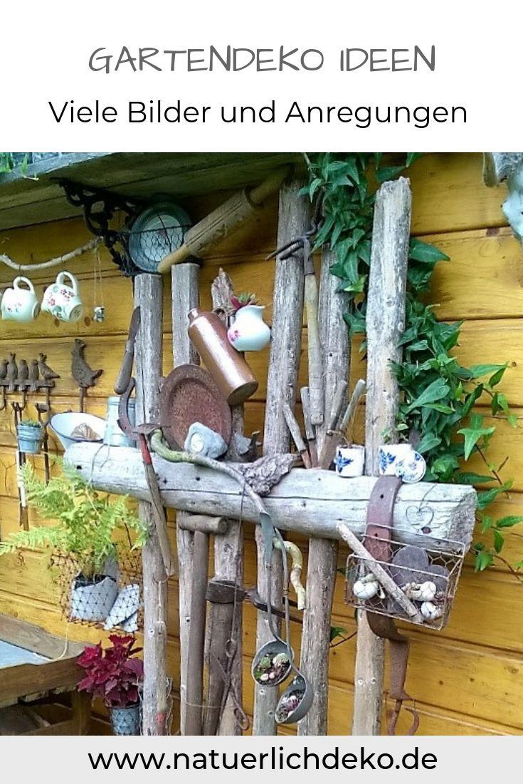 Gartendeko Ideen