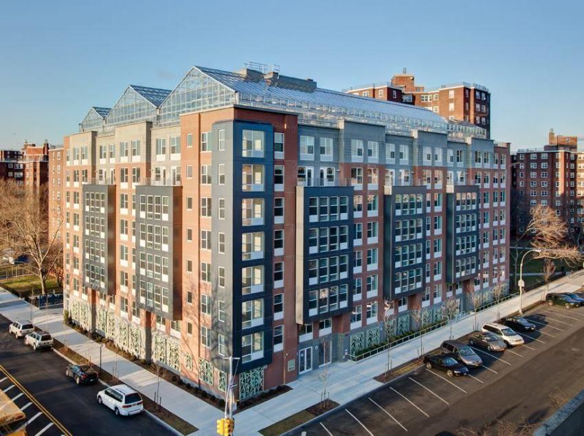 Developer Raises The Bar In The Bronx Affordable Housing Wellness Design Building