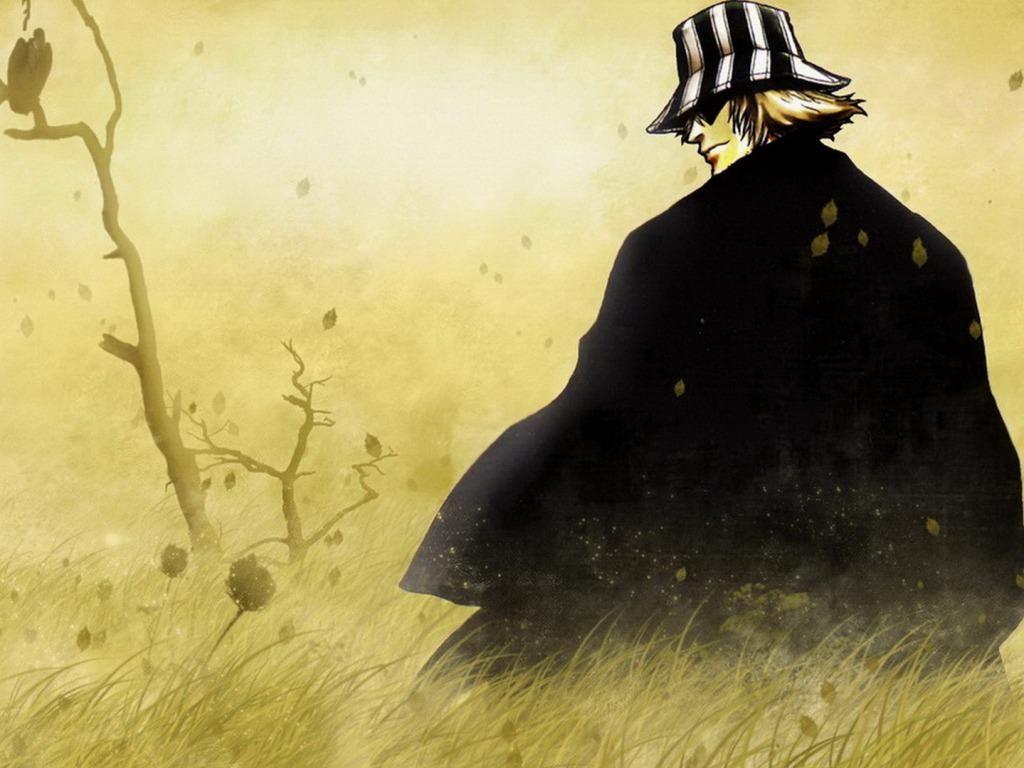 URAHARA KISUKE | Anime backgrounds wallpapers, Bleach ...