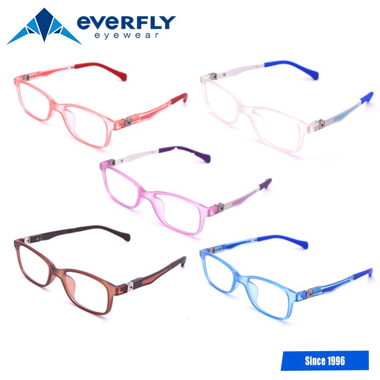 dfa3d66c2ea0 2017 Newest TR90 Ultra-light optical frames kids latest glasses frames for  girls