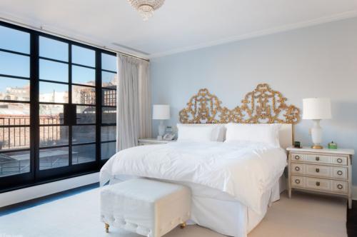 Tte de lit orientale pour une chambre chic et exotique  Decoracin room  Recamara principal