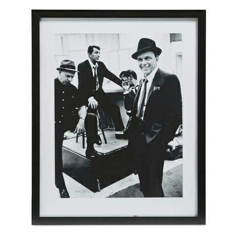 Frank Sinatra framed print from b&q | Home inspiration | Pinterest