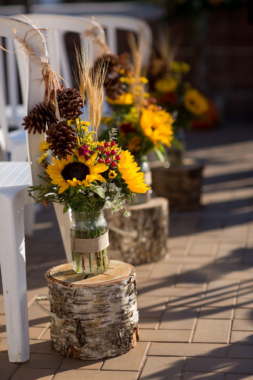 33++ Sunflower themed wedding decor information
