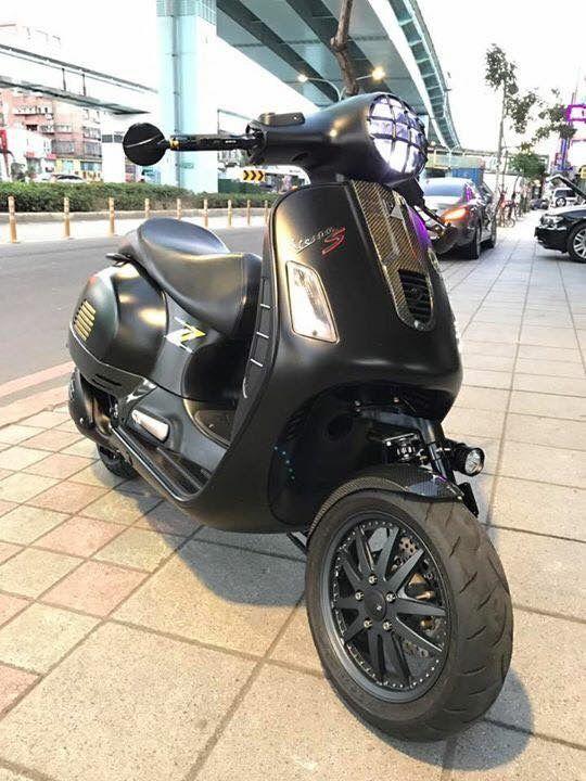 piagio vespa and lambretta vespa scooters vespa 300. Black Bedroom Furniture Sets. Home Design Ideas