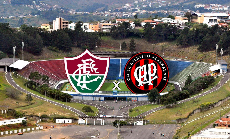 BLOG JUIZ DE FORA SEGURA: Fluminense e Atlético Paranaense se enfrentam nest...