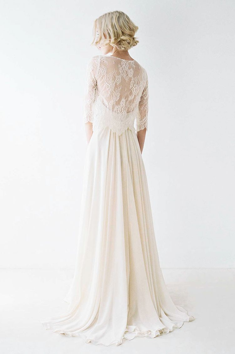 Wedding Gown Inspiration | La Fabrique à Rêves |www.lafabriqueareves ...