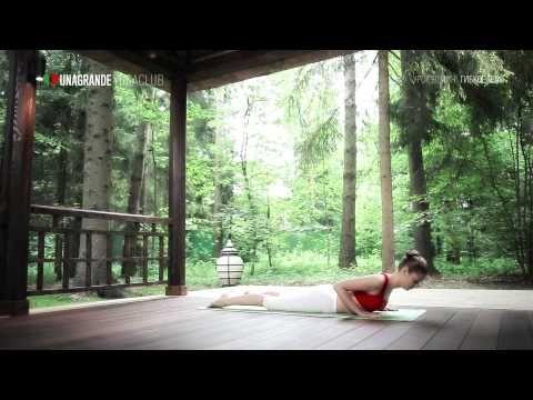 Гибкое тело за 60 минут — Йога для начинающих и ...