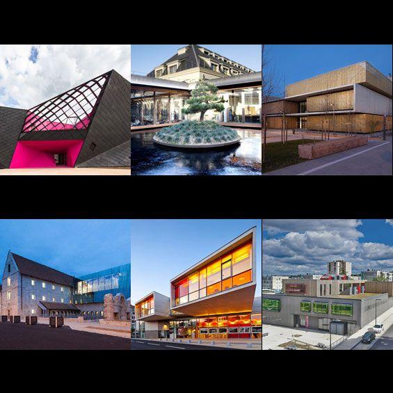 ArchiDesignClub Awards : Culture - Centres culturels