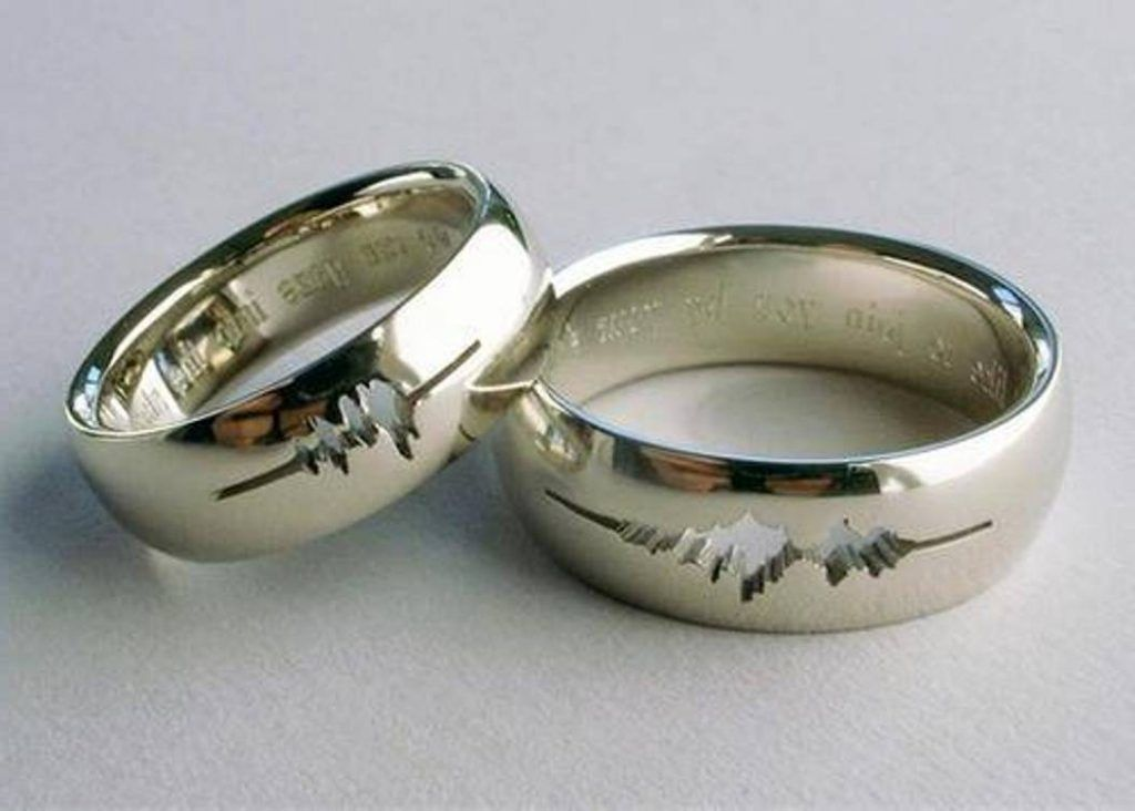 Great Wedding Ring Engraving Ideas Lauriebrown Fashion With The Awesome And