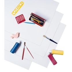Peacock® White Poster Board - Packs of 10 sheets or 100 sheets #ScienceFair