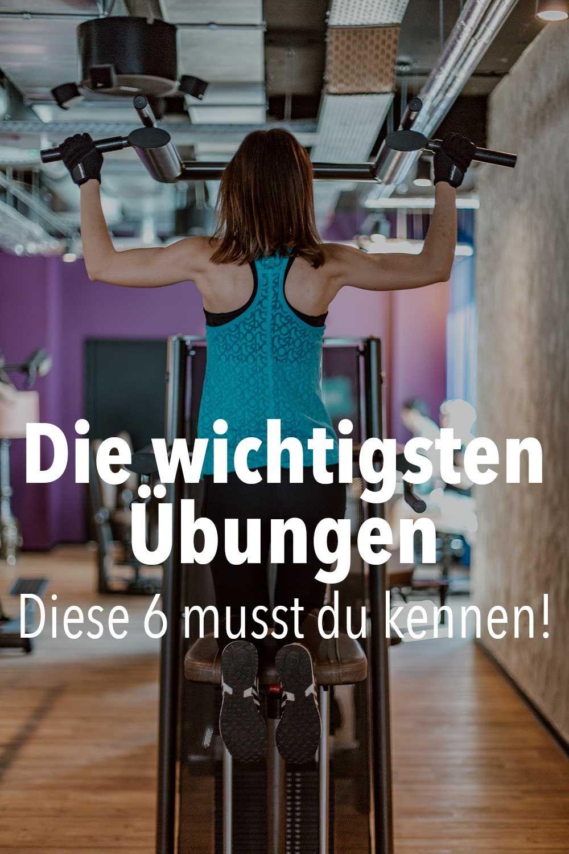Die besten Kraftübungen   - Fitness: Training,  Workouts, Krafttraining und Übungen für zu Hause - H...