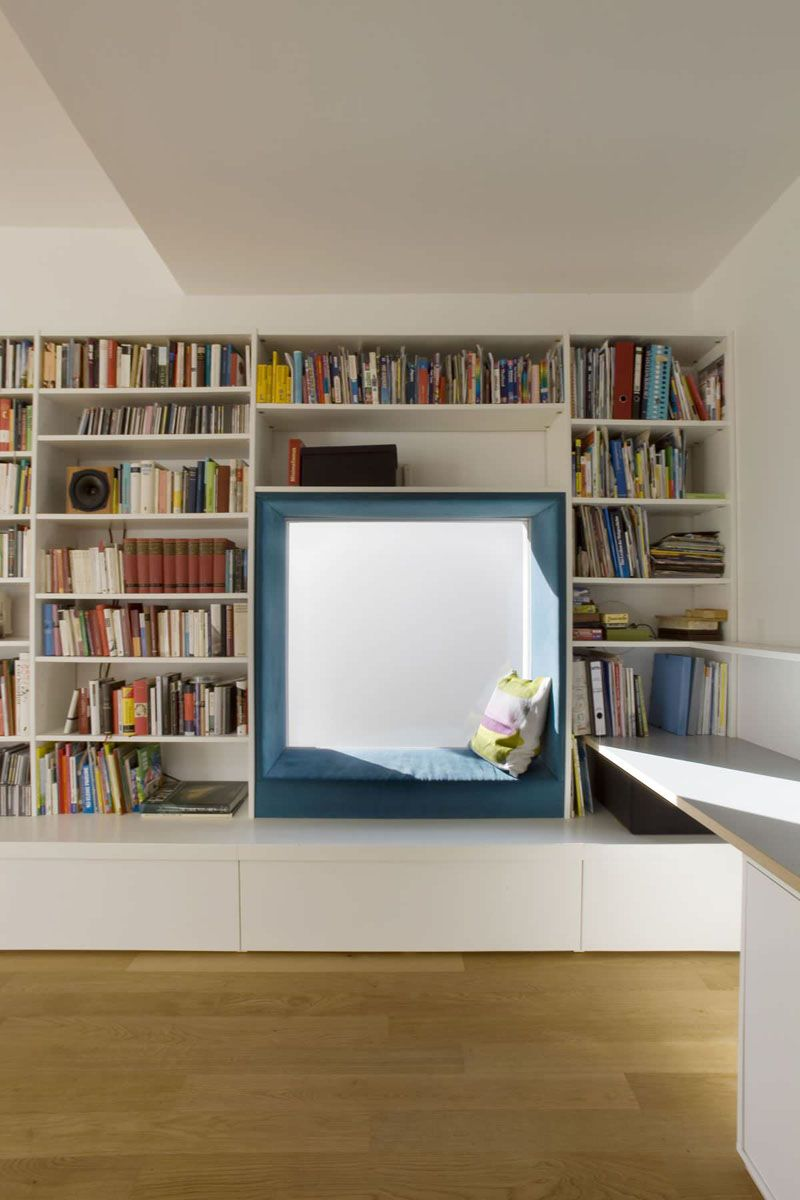 Window nook ideas   reading nooks perfect for curling up in  a padded window seat