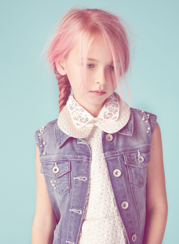 Série Mode Seapunk Enfants stylés, Idées de mode et
