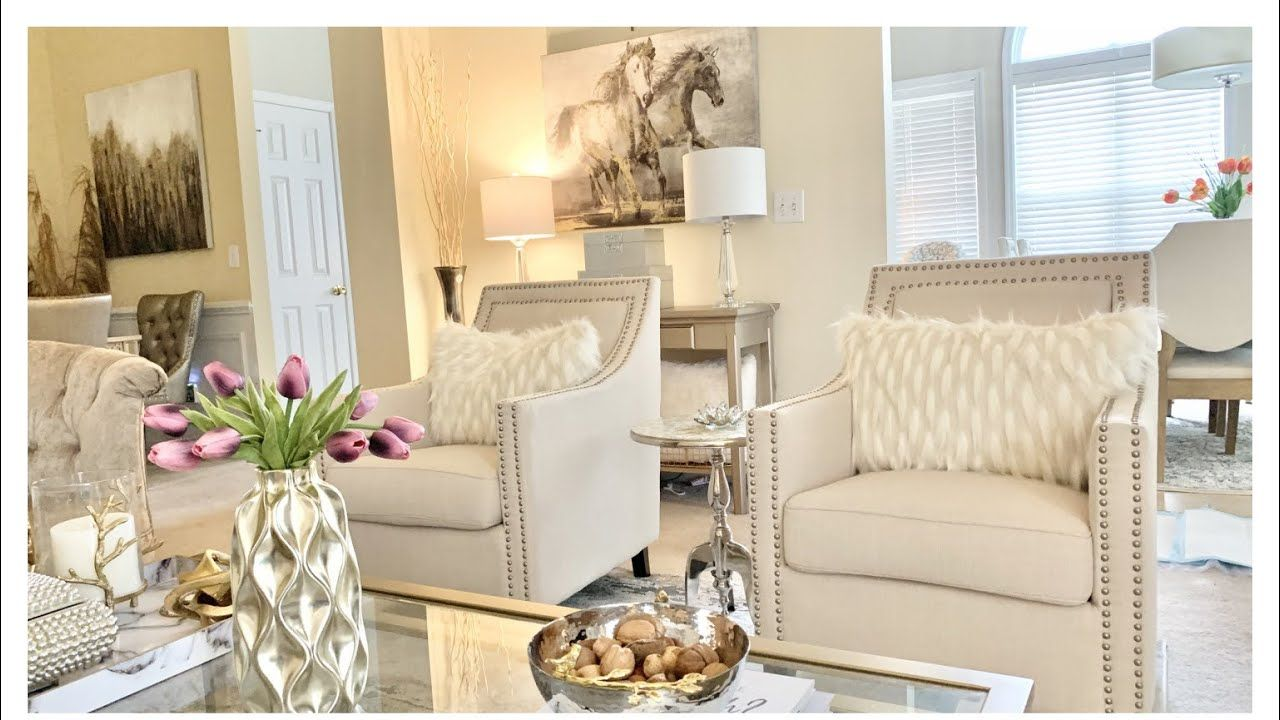 Fall Living Room Decorating Ideas 2020 Youtube In 2020