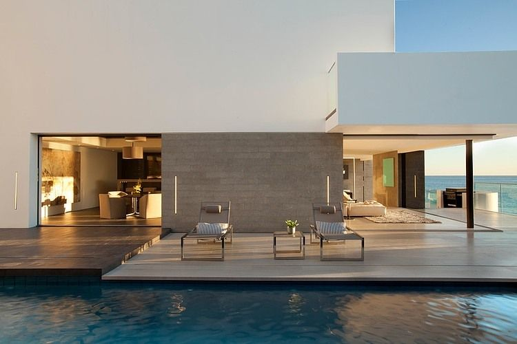 Rockledge+Residence++by+Aria+Design Outdoor Spaces Pinterest