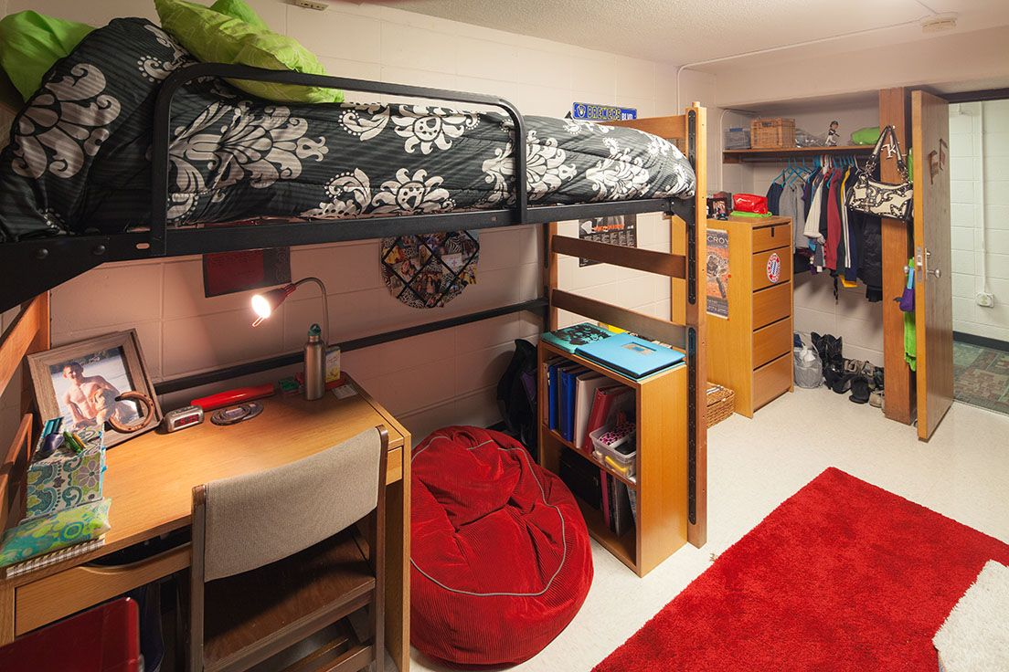 Sullivan Hall, UW Housing   Best Room Contest Finalist 2013 2014 #UWHousing  # Part 12