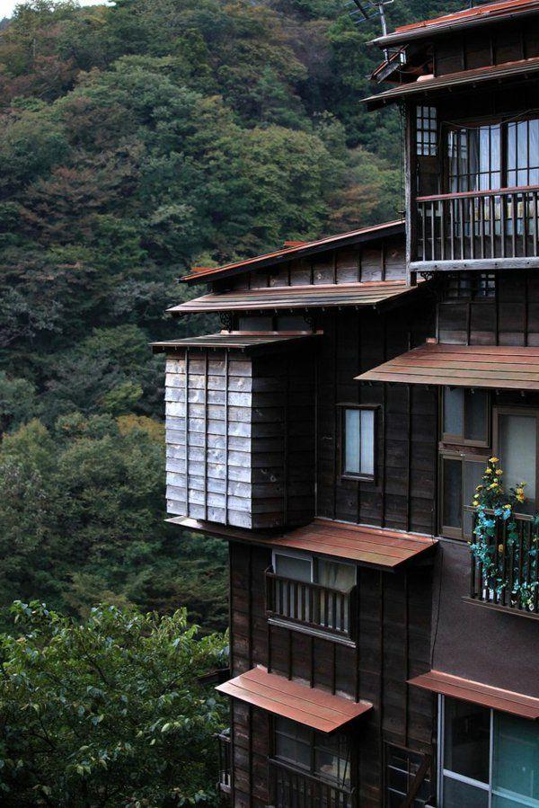 L 39 architecture japonaise en 74 photos magnifiques belle for Maison zen japonaise