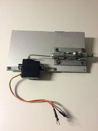 Arduino Door Lock With Password Door locks, Arduino