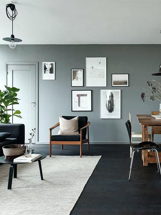 Living Room With Grey Walls And Dark Floors New Blog Wallpapers Dark Grey Living Room Living Room Grey Living Room Carpet