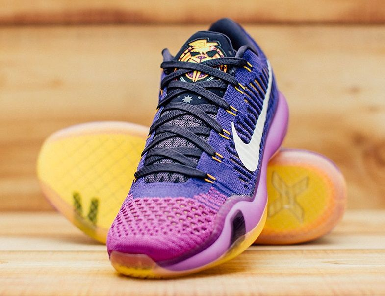 Nike Kobe X Elite Low 'Fright NIght'