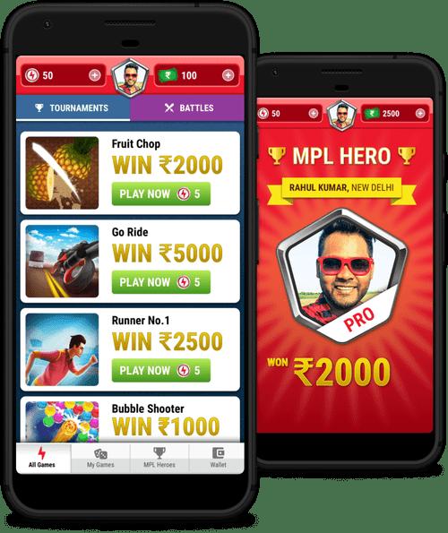 MPL Mobile Premier League Game Khelo, Hero Bano