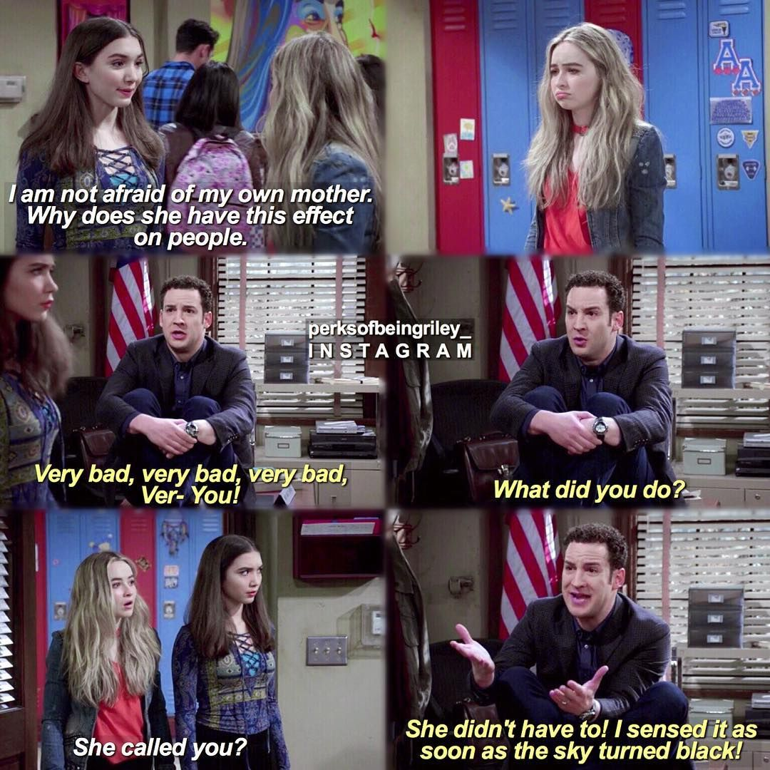 Long hair boy quotes girl meets world x  funny  pinterest  met girls and boy meets