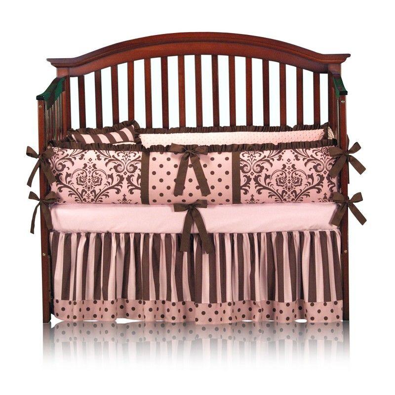Amelia 2 Crib Bedding Set