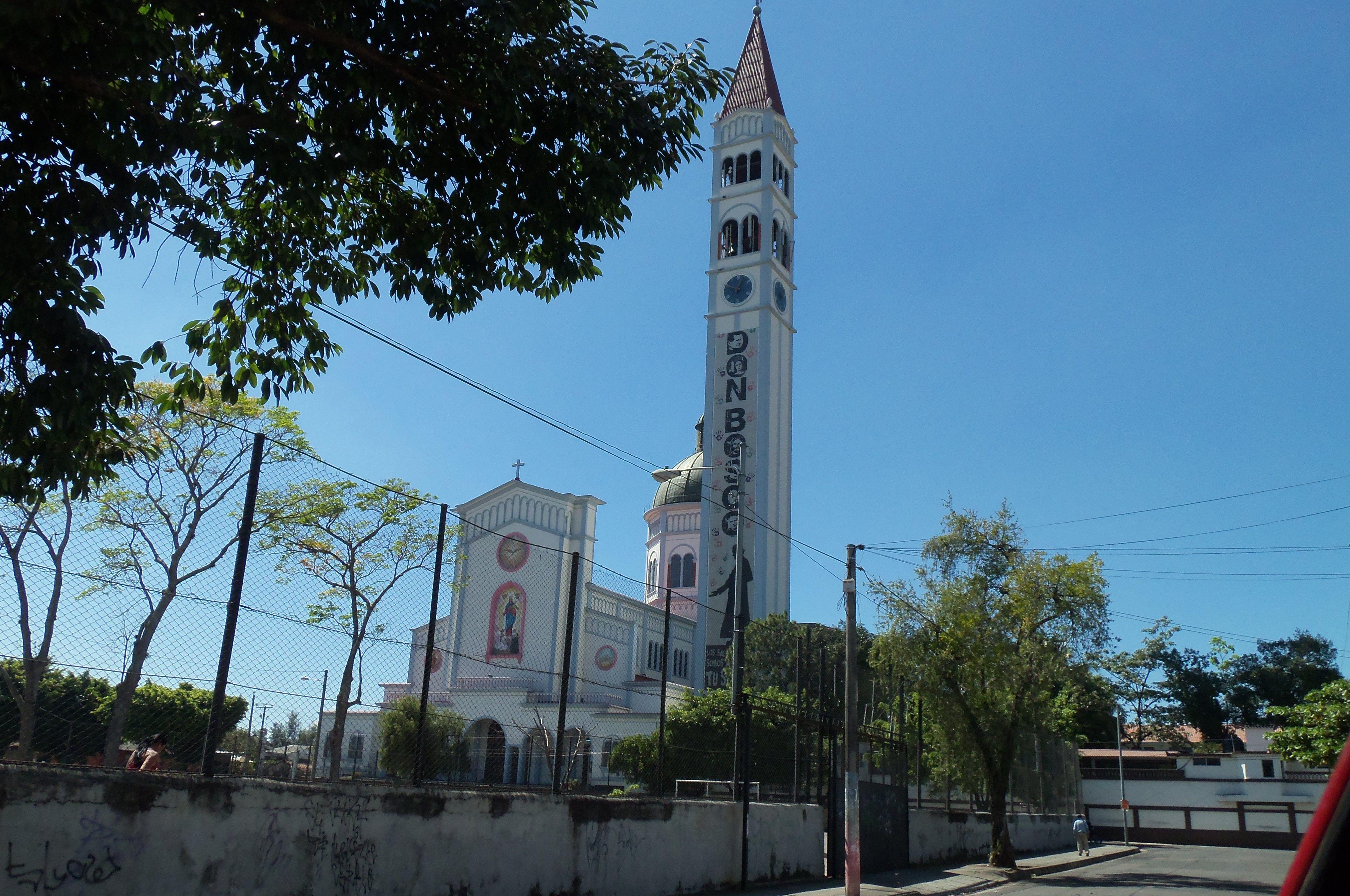 Don Rua, San Salvador, El Salvador.